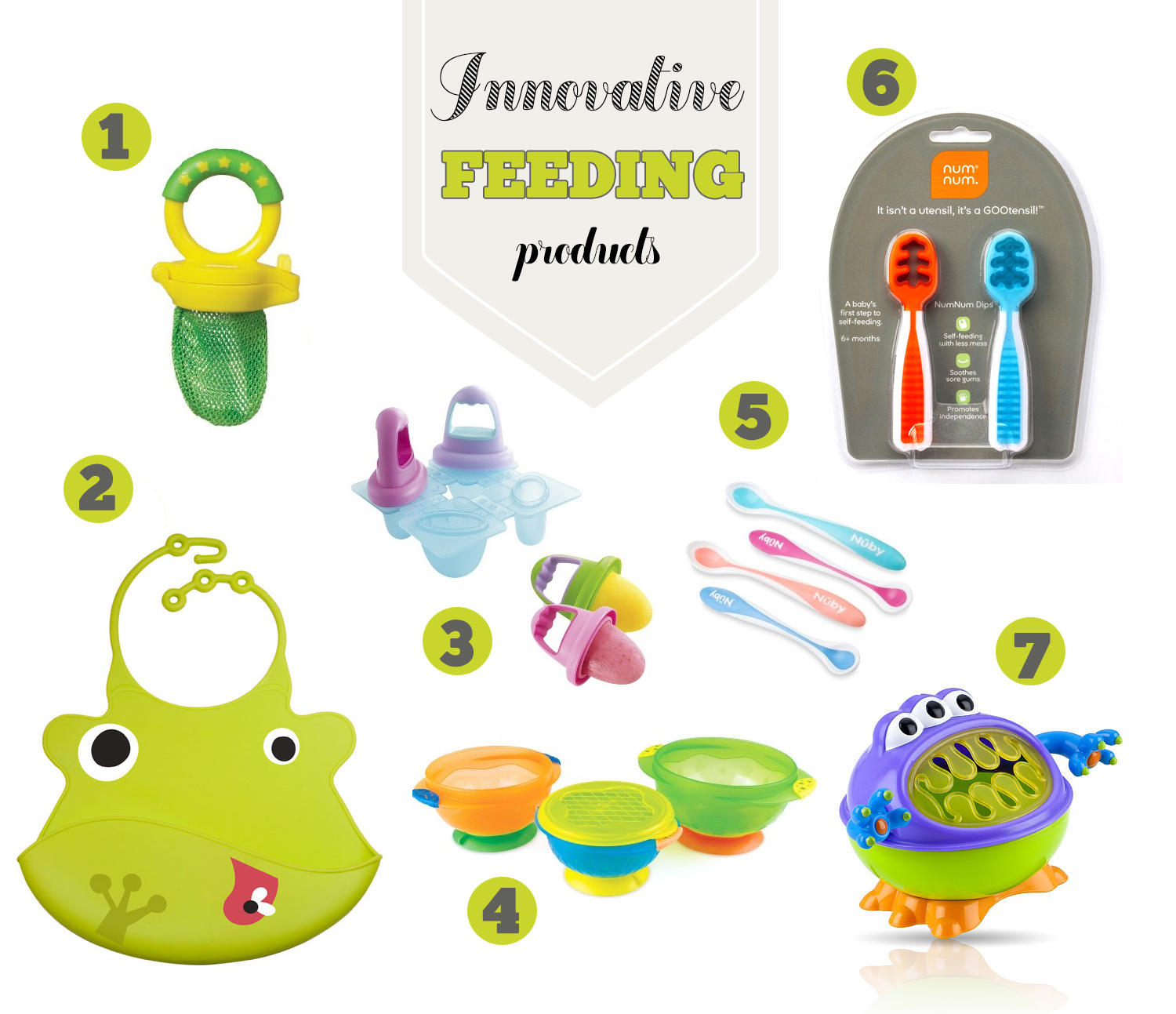 7 Innovative Baby Feeding Products Life Is A Lullaby
