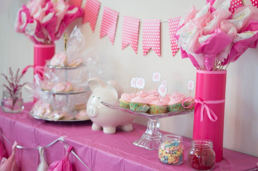 pig baby shower 1