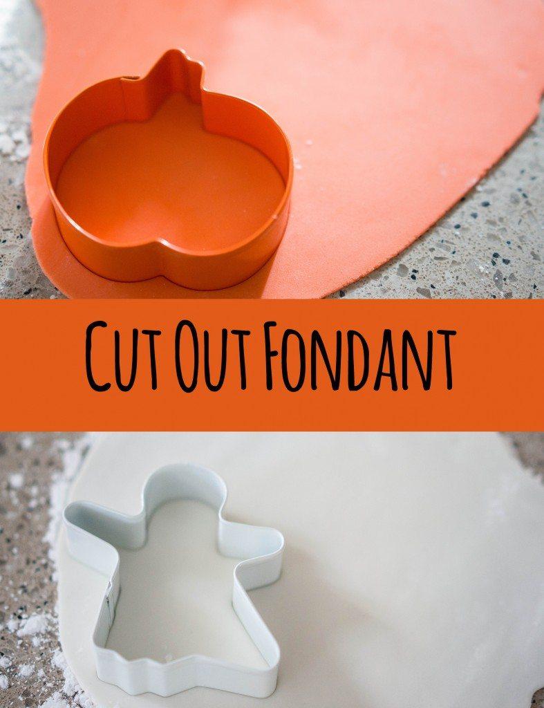 Cut Out Fondant