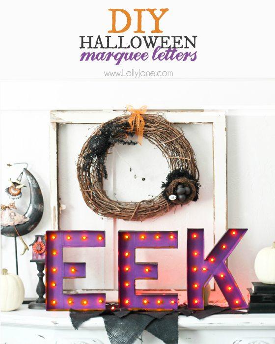 DIY-Halloween-Marquee-Letters