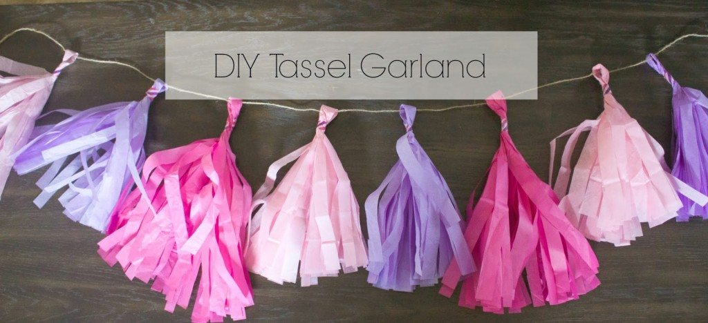 How to make your own tassel