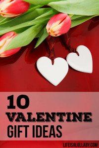 10 Valentine's Gift Ideas