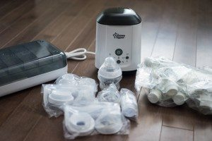 Tommee Tippee Pump and Go System