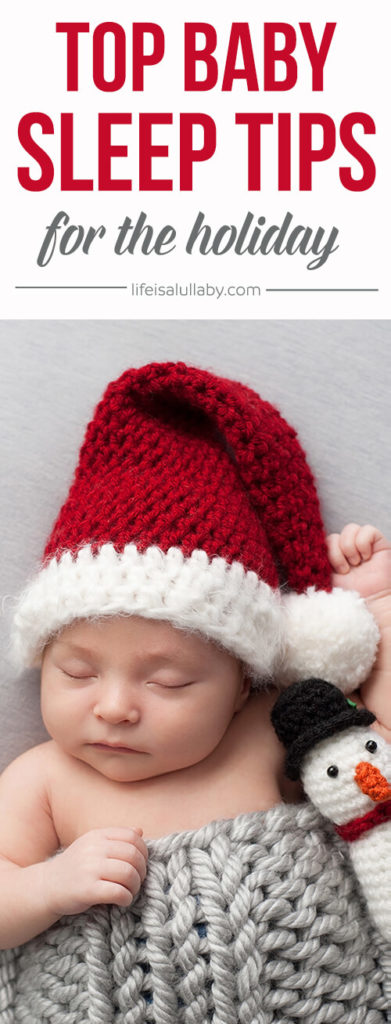 Baby Sleep Tips for the Holiday