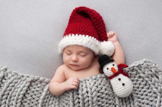 Holiday Baby Sleep Tips