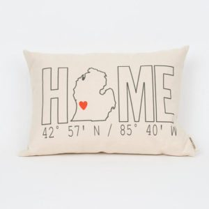 Personalized Home Pillow