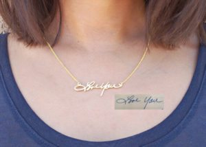 Personalized Etsy Necklace