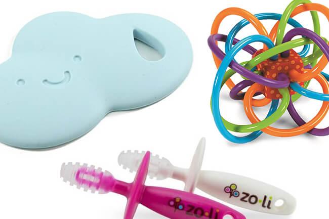 Best Baby Teething Toys