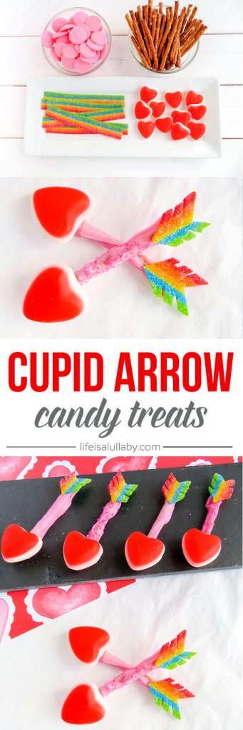 Cupid Arrow Candy - Valentine's Day Treat