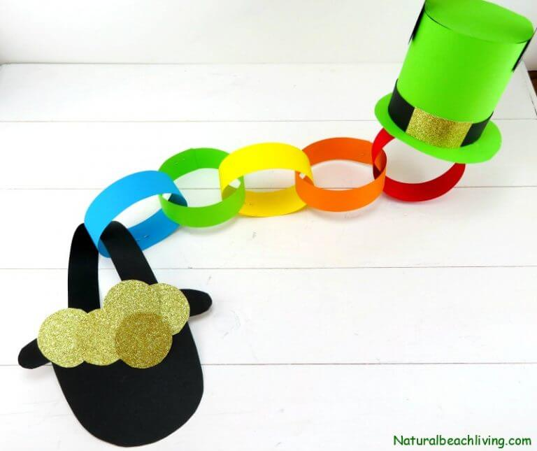 Pot Of Gold Crafts For Preschoolers